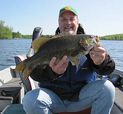 Dan - smallmouth bass