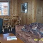 Spruce dining room